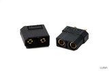 Black XT90 Connector (male and female set)
