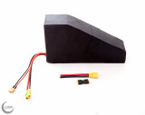 TRIANGLE 52v Panasonic GA 18650 17ah Pack HIGH POWER + LONG RANGE