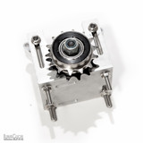 Cyclone Double Sprocket Kit  for Trikes, Recumbents and Pedicabs
