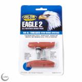 KoolStop Eagle Claw 2 Brake Pads Threaded Post