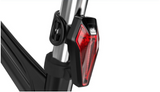 LED Rechargeable Rear Bike  Light