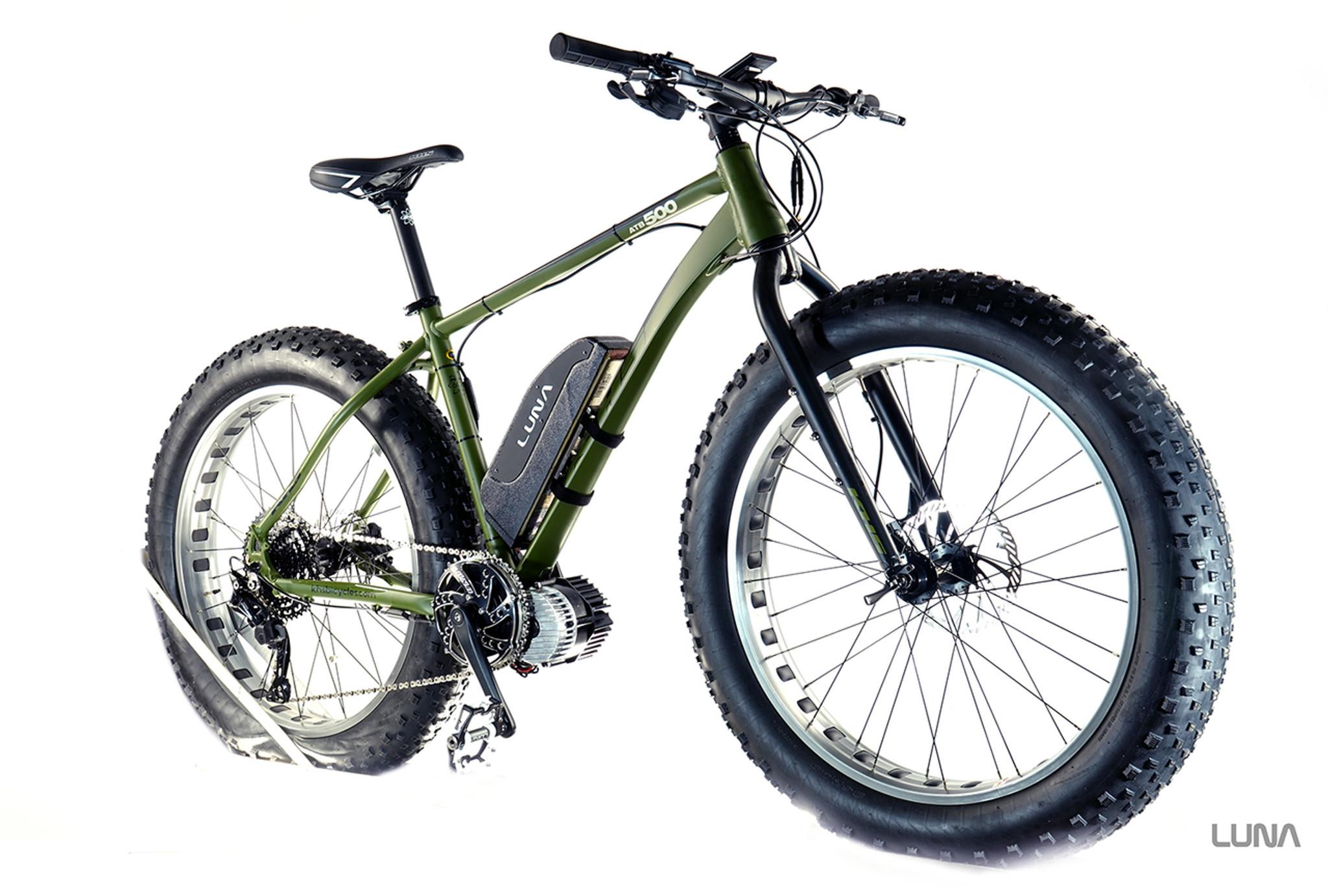 All Terrain Bike >> Luna All Terrain Ranger 500 Luna Cycle