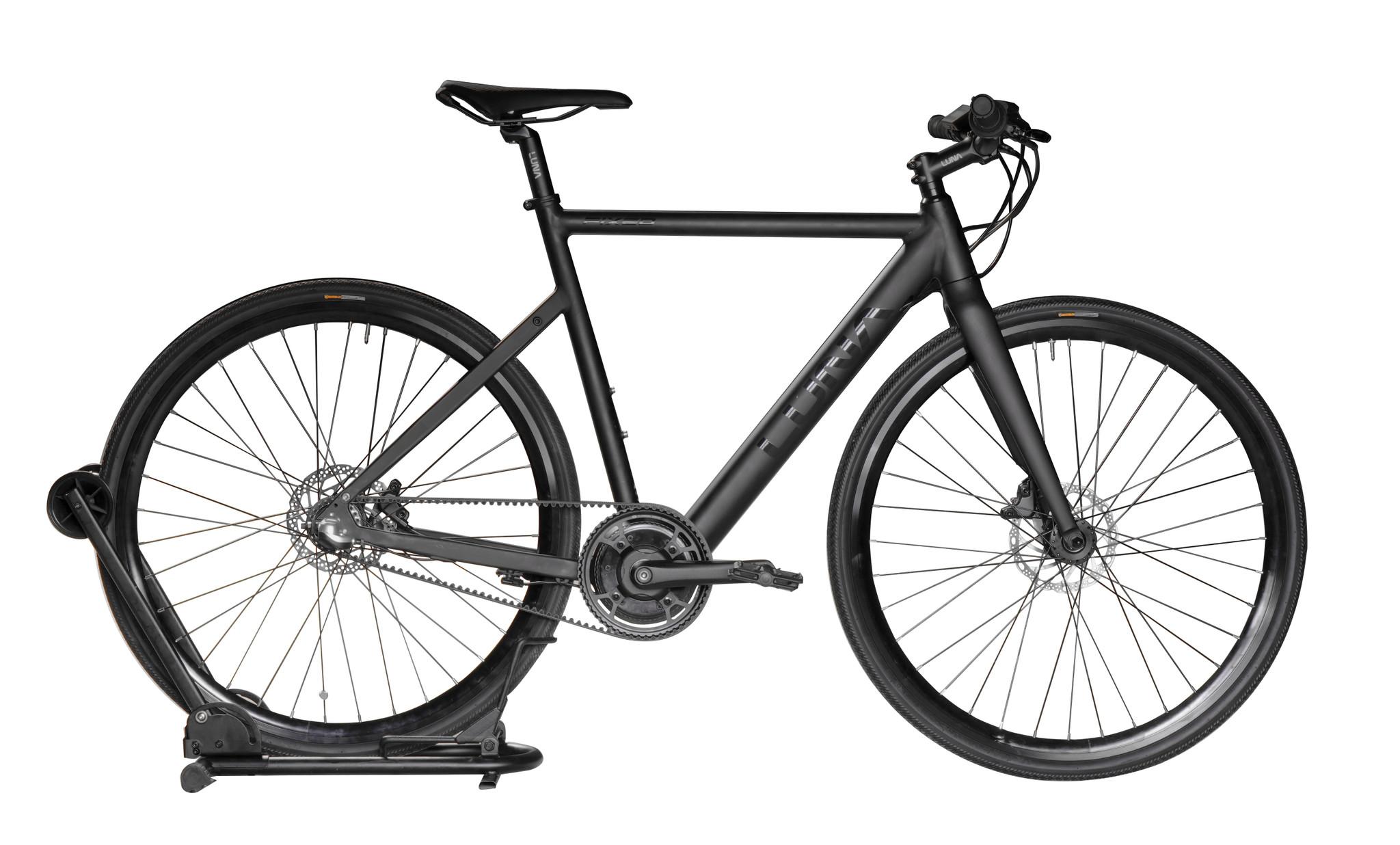 single speed e bike by luna bikes