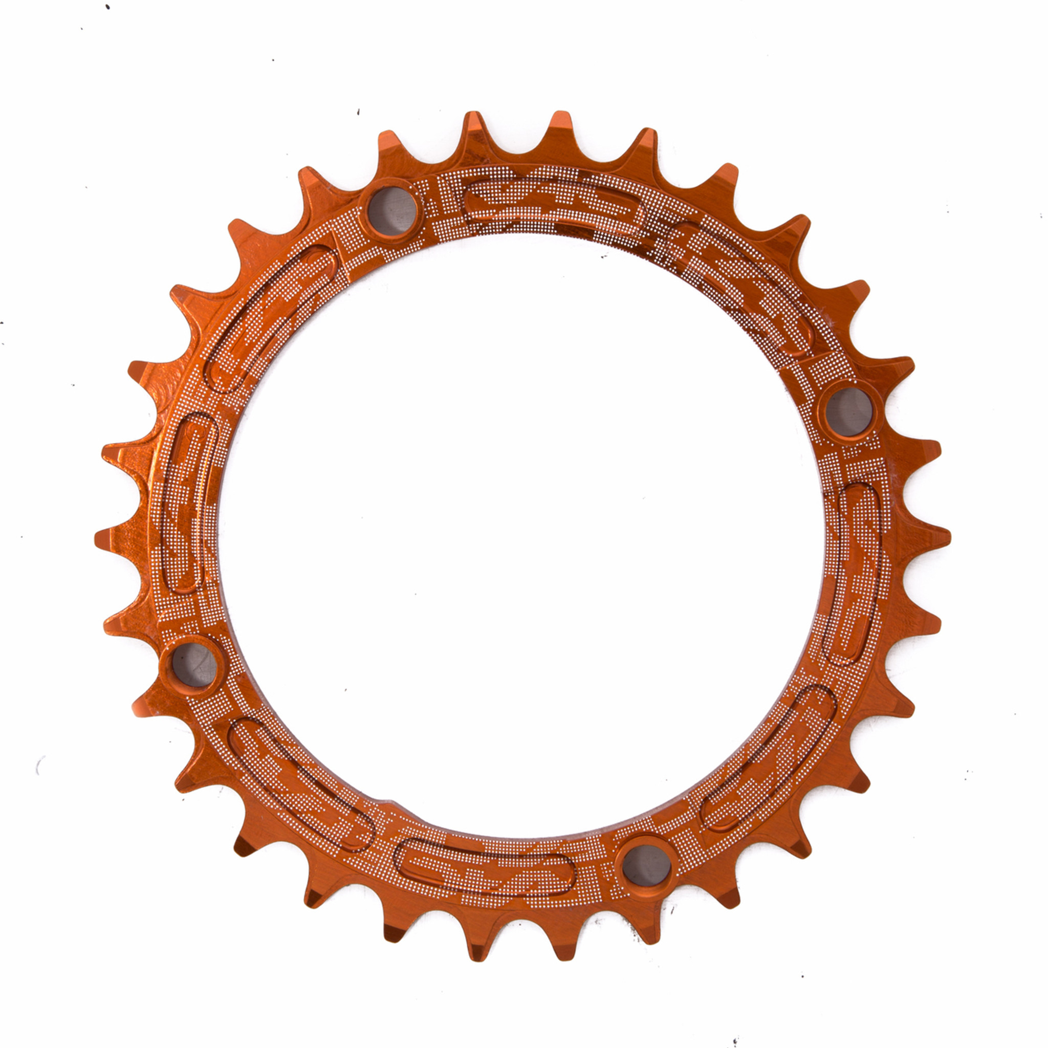 Lightweight BCD 104mm Bike Chainring Narrow Wide Chain Ring 30T Sprockets New