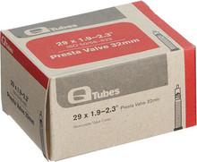 """Q-Tubes 29"""" x 1.9-2.3"""" 32mm Presta Valve Tube"""