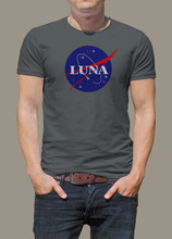 Luna Space Shirt