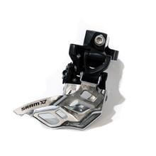 SRAM X7 2x10  dual pull front derailleur