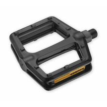 Plastic Platform Pedals - Black