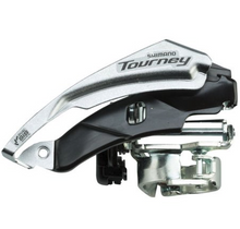 Shimano Tourney  6/7-Speed Triple Top-Swing Dual-Pull Front Derailleur