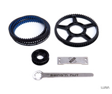Luna Sur Ron Belt Drive Upgrade Kit