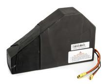 60 Volt Triangle 24ah Panasonic GA Battery Pack Side