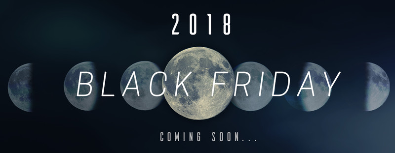 Luna Black Friday 2018