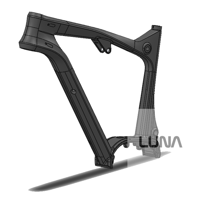 State of the Art Carbon Frame