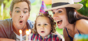 Do you look forward to your child's birthday party just as much as they do?