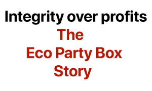Integrity Over Profits - Our Story