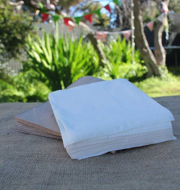 Napkins, Tablecloths & Compostable Bags
