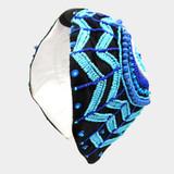 Pearl Sequin Seed Bead Headband