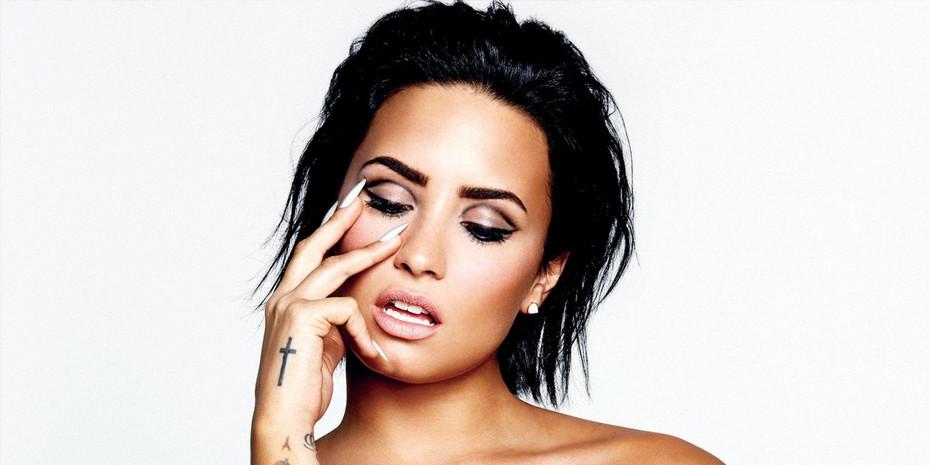 Demi Lovato's Bohemian Look