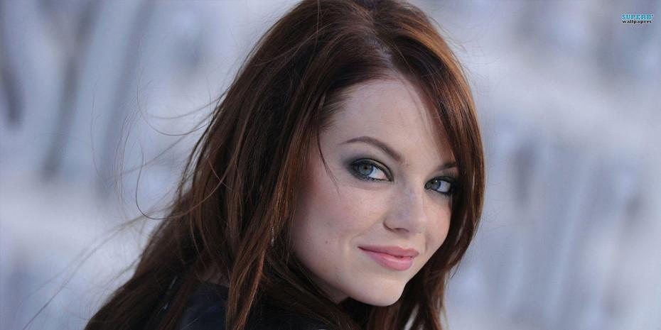 Emma Stone's Sexy Green Eyeliner