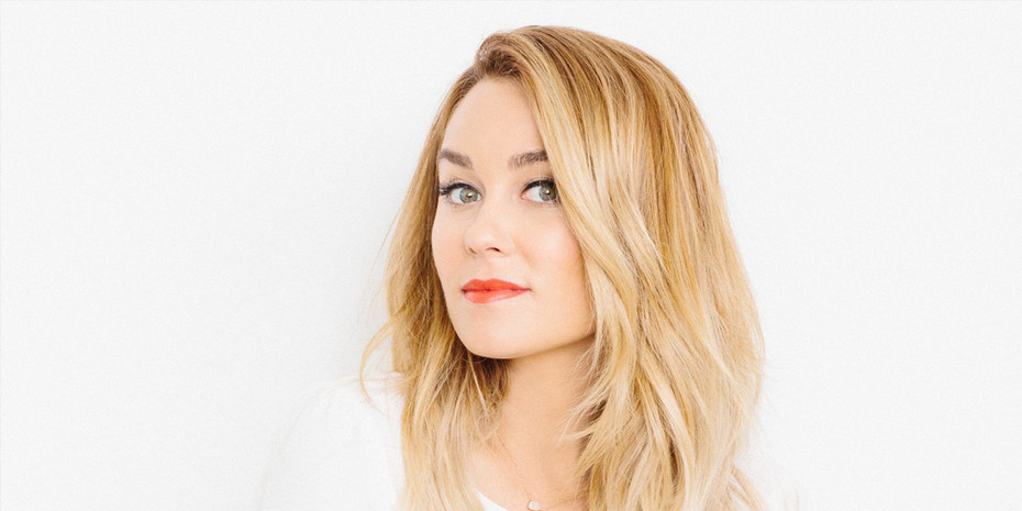 Lauren Conrad's Romantic Winged Eyeliner