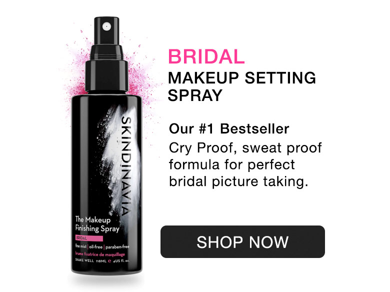 Skindinavia Bridal Makeup Setting Spray