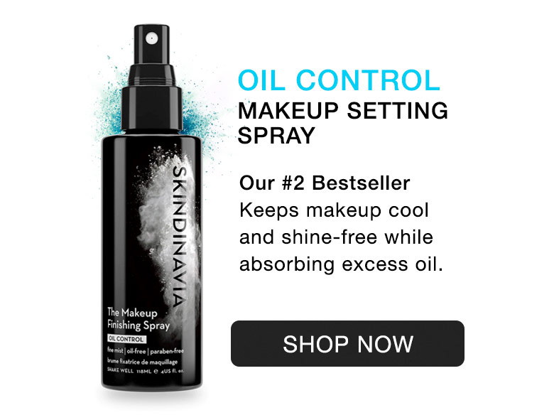 Skindinavia Makeup Setting Spray Oil Control