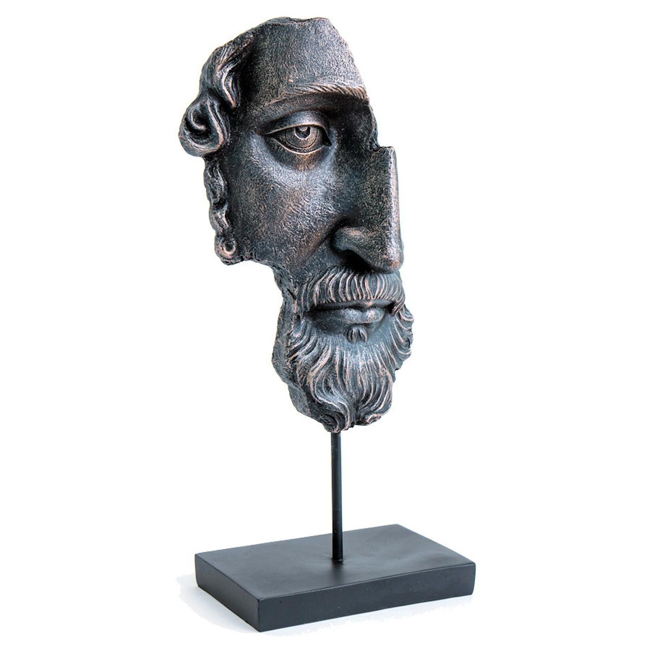 Ancient Greek Sculpture Poseidon