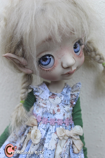 Lizzy one of a kind Elf mystery fullset