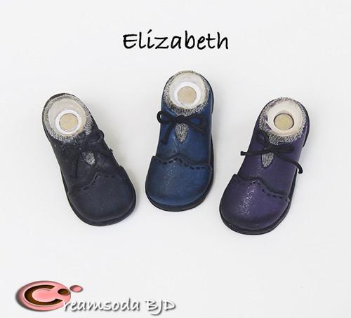 EZ Feet ~ (style) Elizabeth