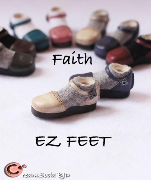 EZ Feet© style Faith