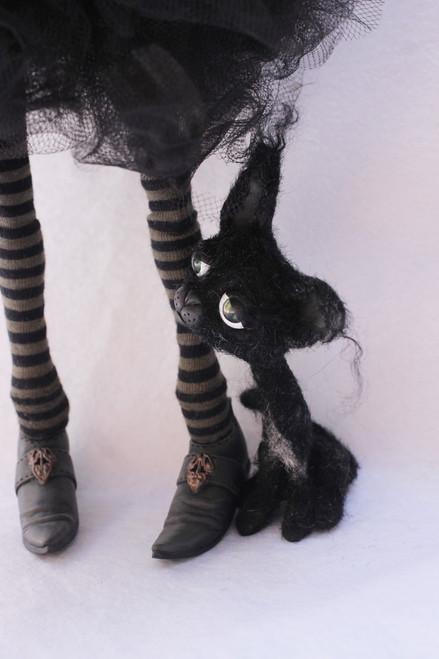 Kitty Litters ~ Blackie