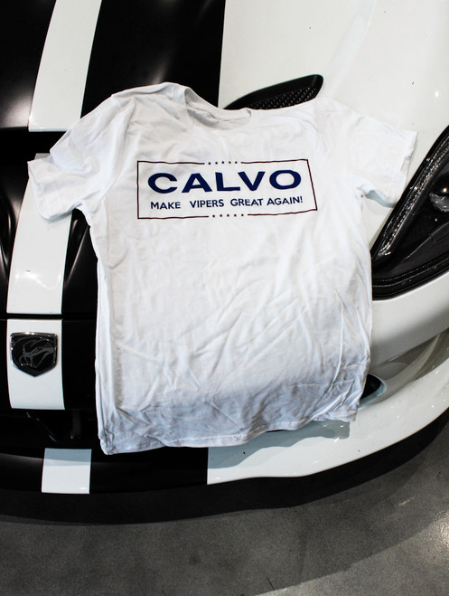 Calvo Make Vipers Great Again Shirt