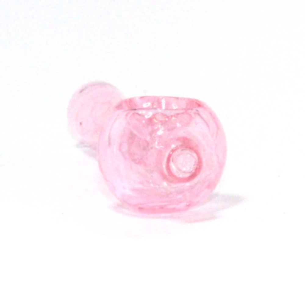 "4.75"" Two In One Pink Purple Chillum & Spoon"