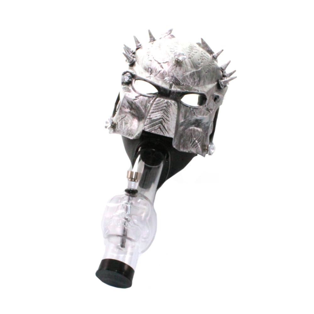 Silver Predator Gas Mask