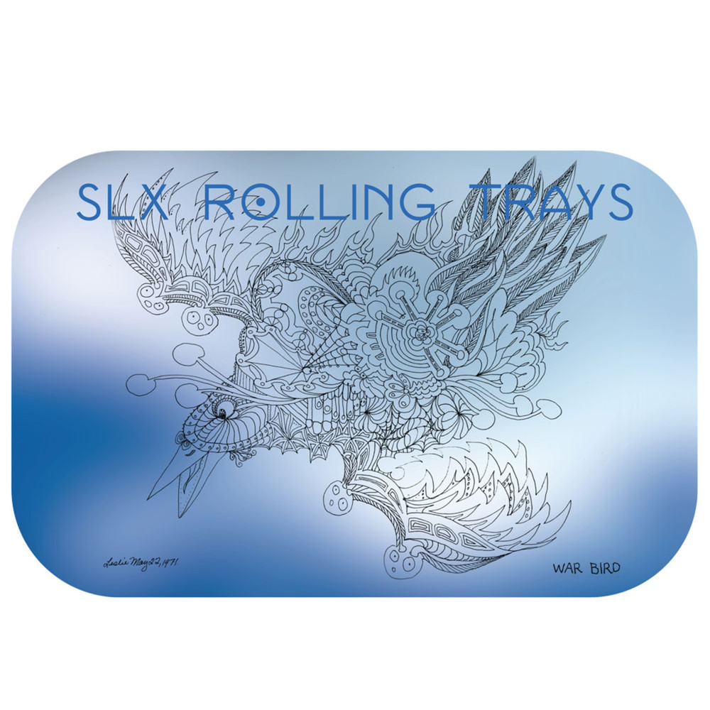 SLX Magnetic Rolling Tray Lid