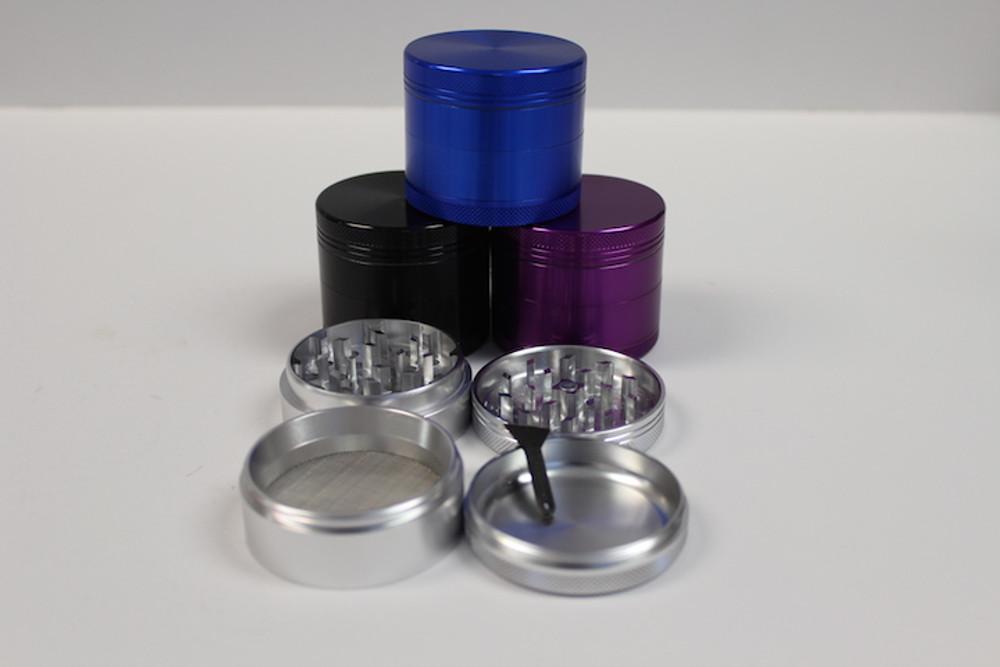 Metal 4 Parts Aluminum 55mm