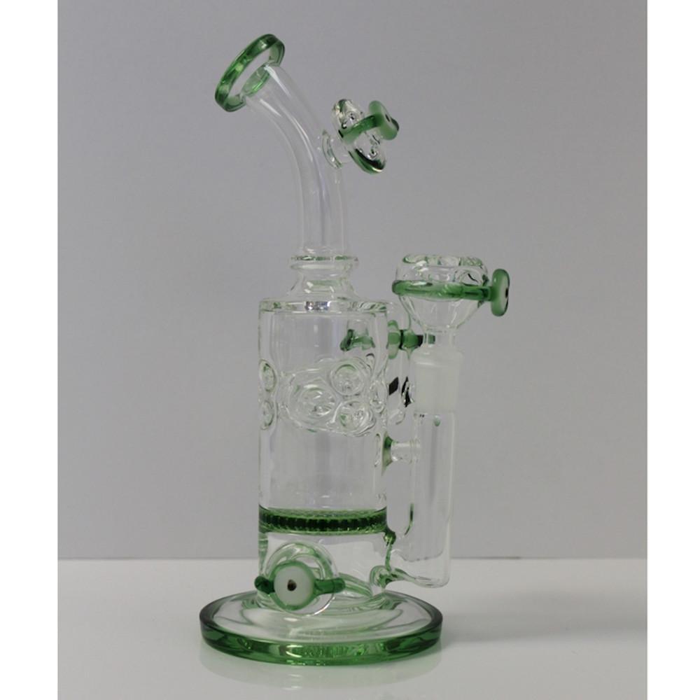 "Green Minion w/ Honeycomb diffuser 9"""