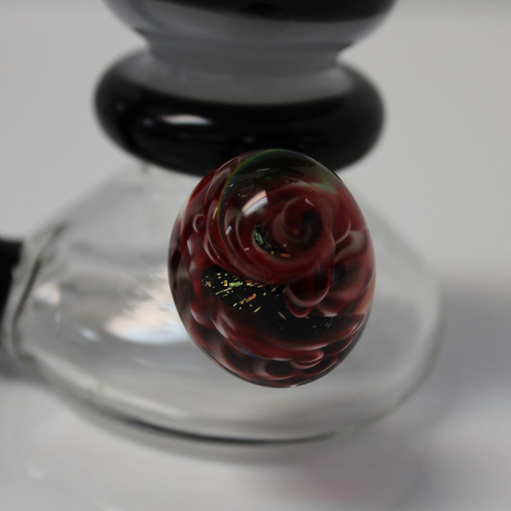 OTG Black Mini Dab with Marble