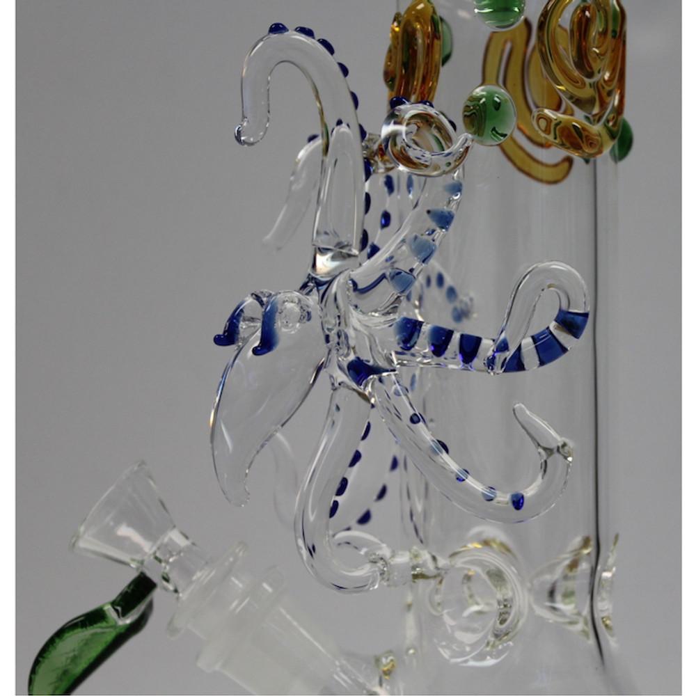 OTG LED Octopus Beaker