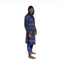 Jumbie Art Magi Cloak