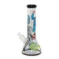 """Rich and Shorty Waterpipe #1 - 12.5"""" / 14mm Female"""