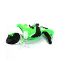 """Seahorse Silicone Waterpipe - 6"""""""