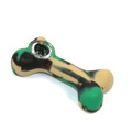"""Silicone Dog Bone Handpipe - 4.3"""""""