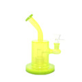 """Glow Rick and Morty Diffuser Waterpipe 8"""""""