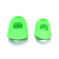 Silicone Finger Sleeve Index/Thumb 2 Piece set