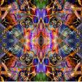 Jumbie Art Bastet Bandana/Convertible Top
