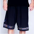 Jumbie Art Horus Basketball Shorts