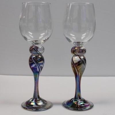 Wine Goblets Set of 2