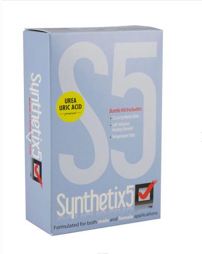 Synthetix5 Fetish Urine - 3.5 oz. Bottle