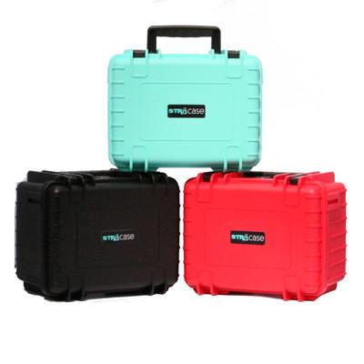 """STR8 Case w/ 3 Layer Foam - 10.6""""x8.5"""""""